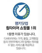 랭키닷컴 휠/타이어 쇼핑몰 1위